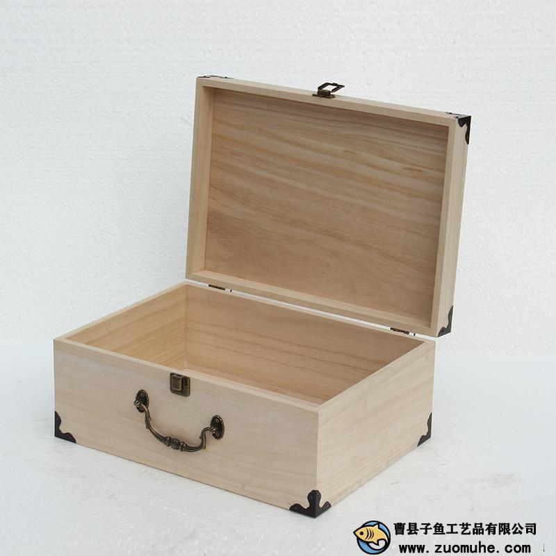 高档大气的手提式木箱